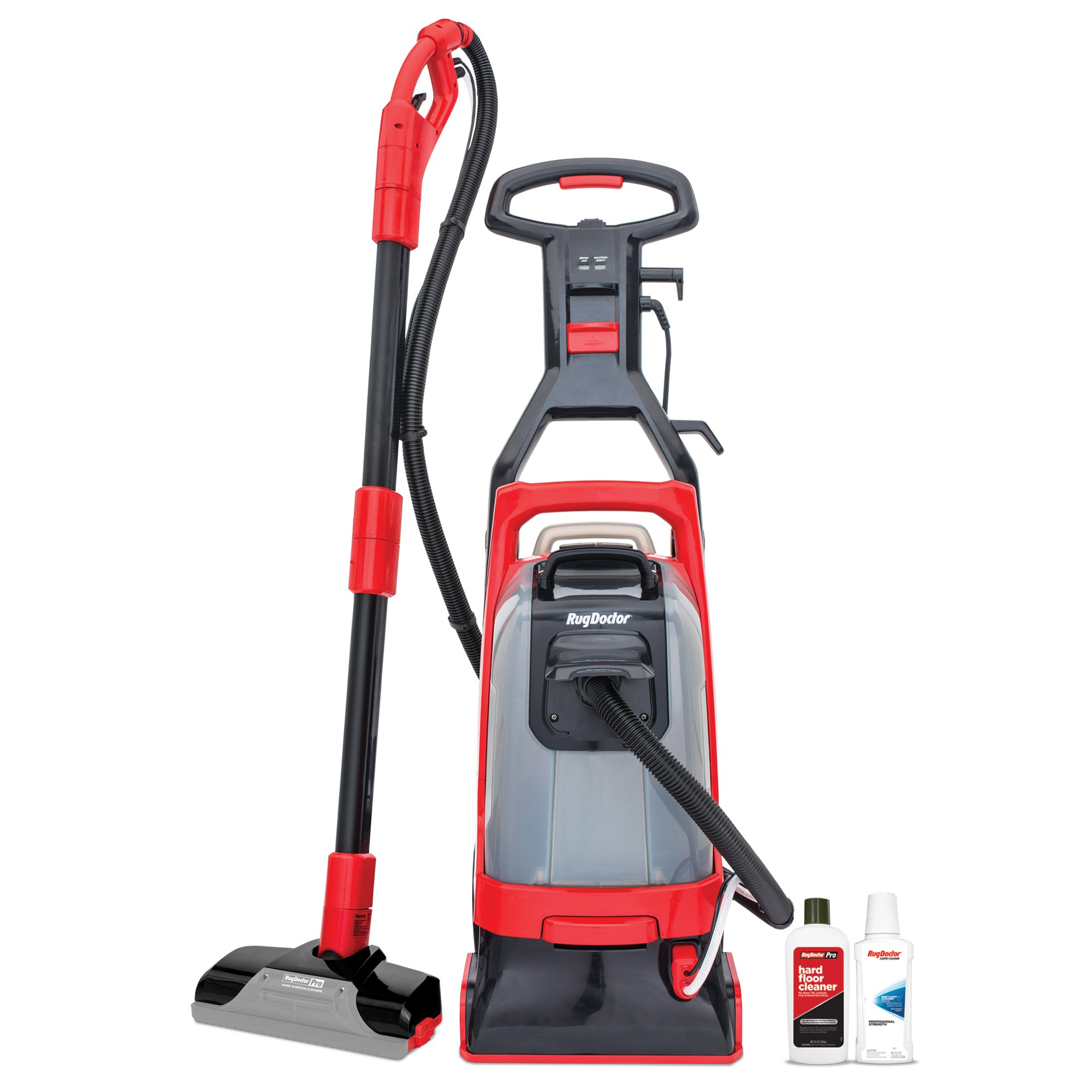 Rug Doctor Pro Deep Hard Floor Cleaner with Hose and Extender for Pro Deep Carpet Cleaner