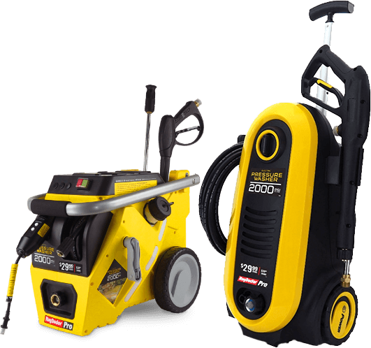 electric pressure washer - Rentals