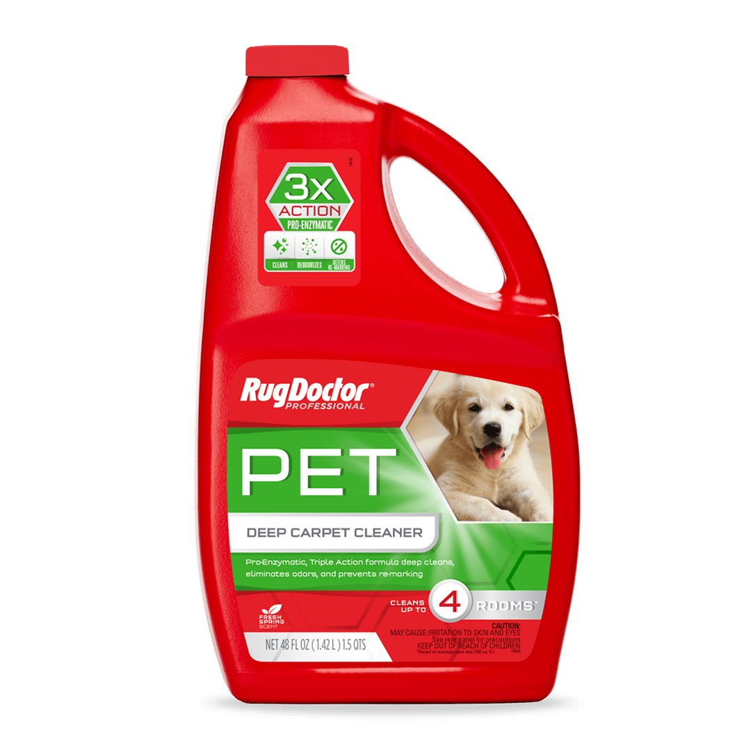 Pet Carpet Cleaner Eliminates Odors And
