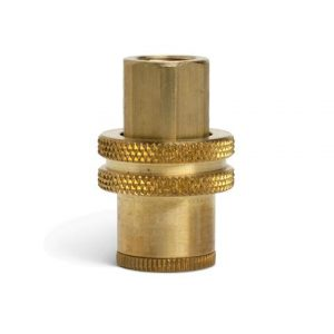 Brass Quick Coupler