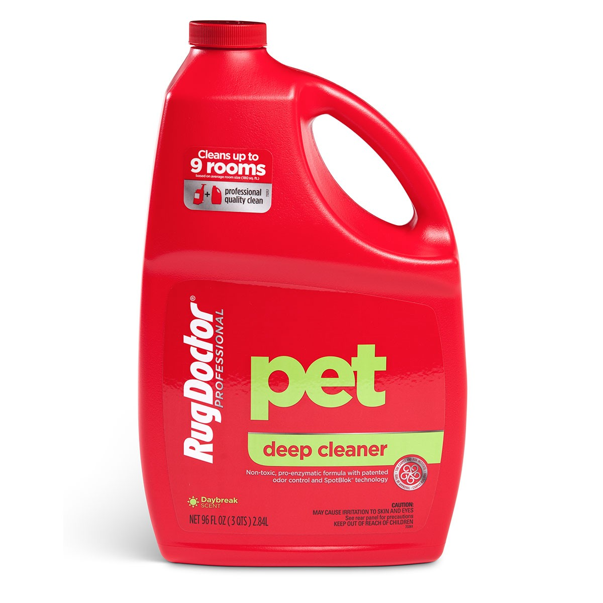 Pet Carpet Cleaner Eliminates Odors And Stains Rug Doctor