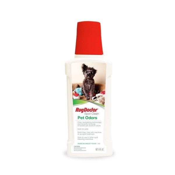 Spot Clean Pet Odors