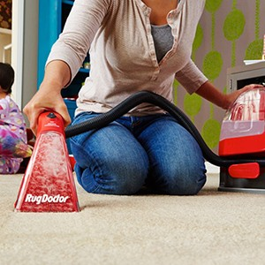 Spring Clean Your Carpet
