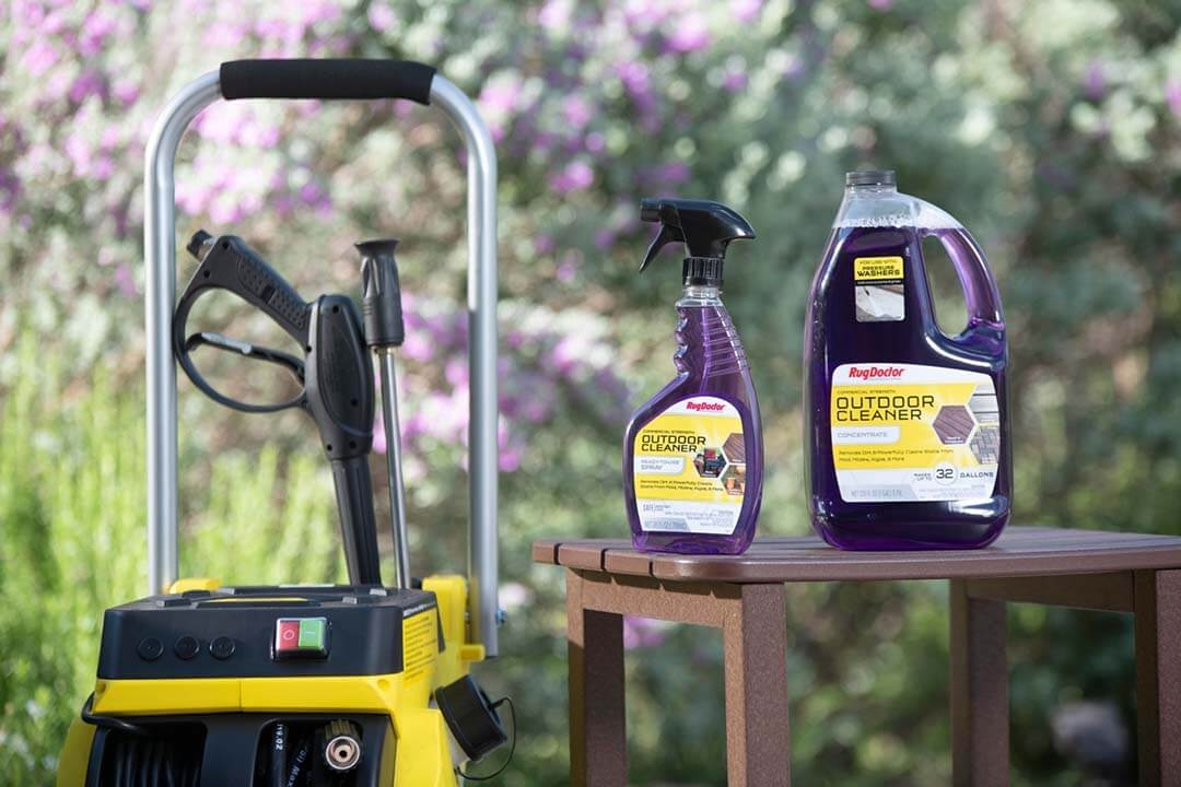 august 7 - Clean Your Driveway, Patio, and Siding for Summer Fun with an Easy Pressure Washer Rental