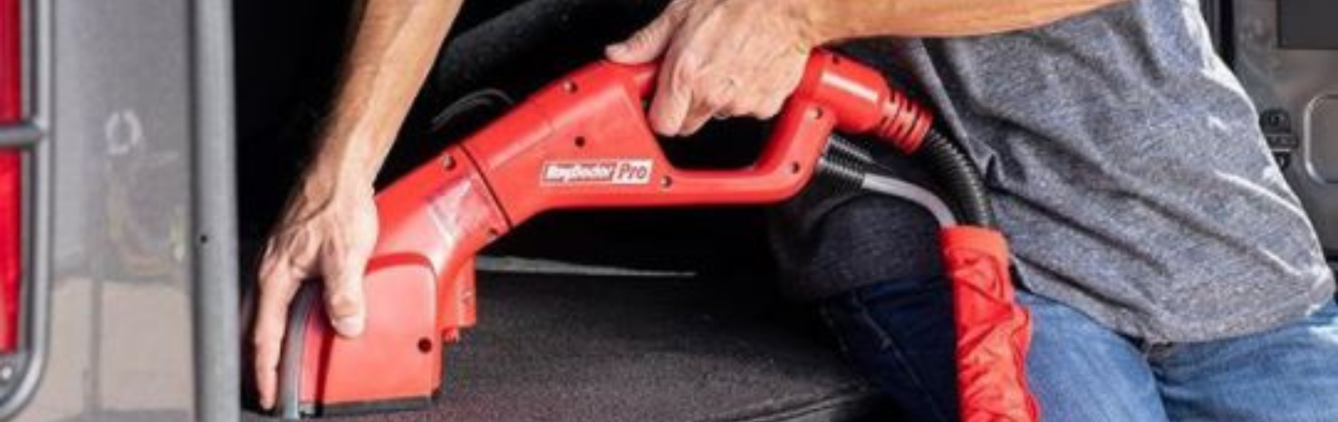 car detailing feature - How to Detail Your Vehicle with Rug Doctor