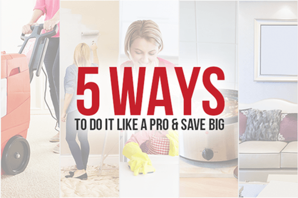 money saving tips for a pro