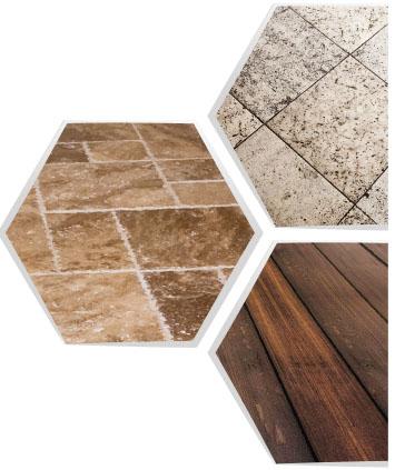 floor tile bg - Hard Floors