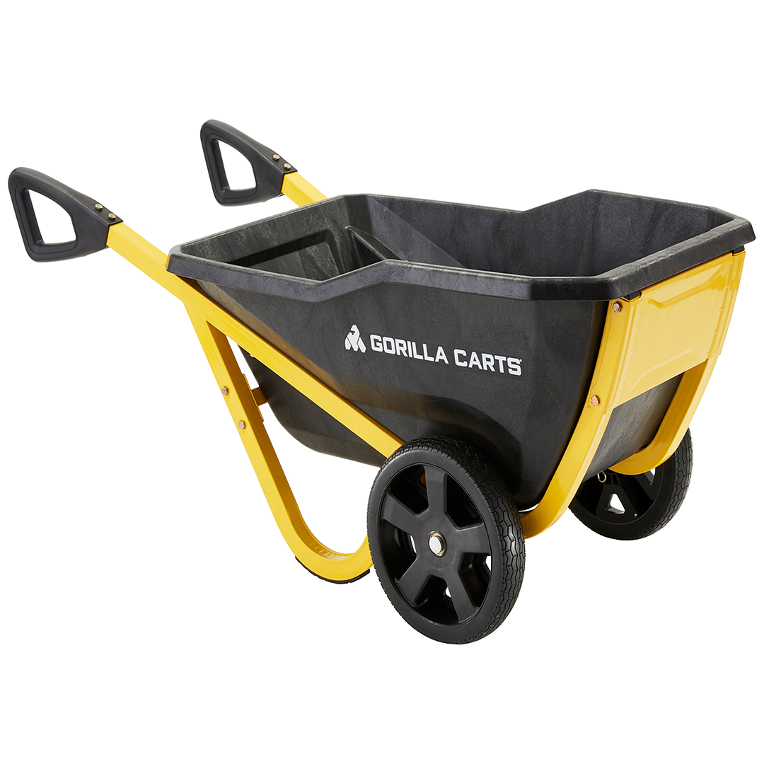 gorilla carts wheelbarrow - RapidRent Tool Center