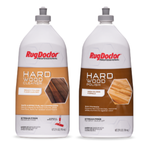 Hardwood Floor Clean & Polish Bundle