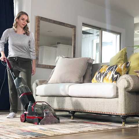 Saving Money with Rug Doctor FlexClean All-In-One Floor Cleaner