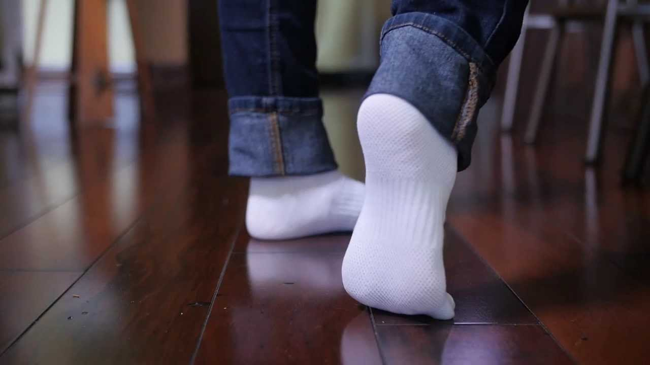 Are Your Hard Floors Clean Enough To Pass The White Sock Test?